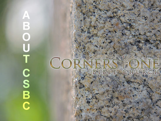 About Cornerstone Bible Church